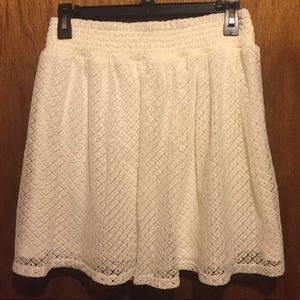Maurice's Lovely Lace Skirt!
